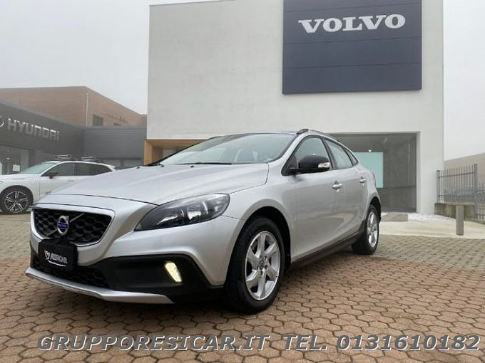 Volvo V40 Cross Country D2 1.6 Business KM CERTIFICATI